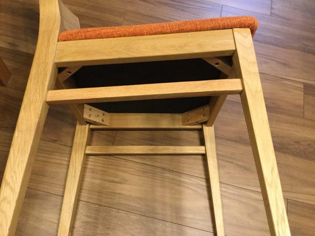 椅子(補強前)
