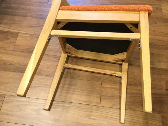 椅子(補強後)