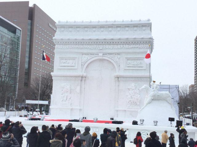 札幌雪まつり4