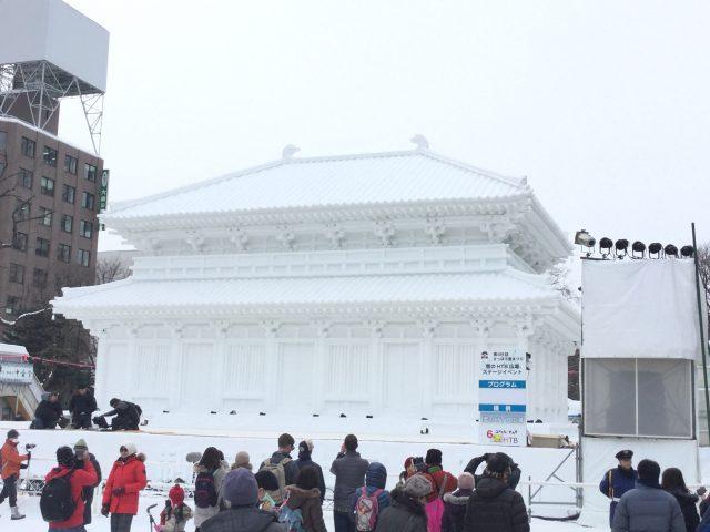 札幌雪まつり5