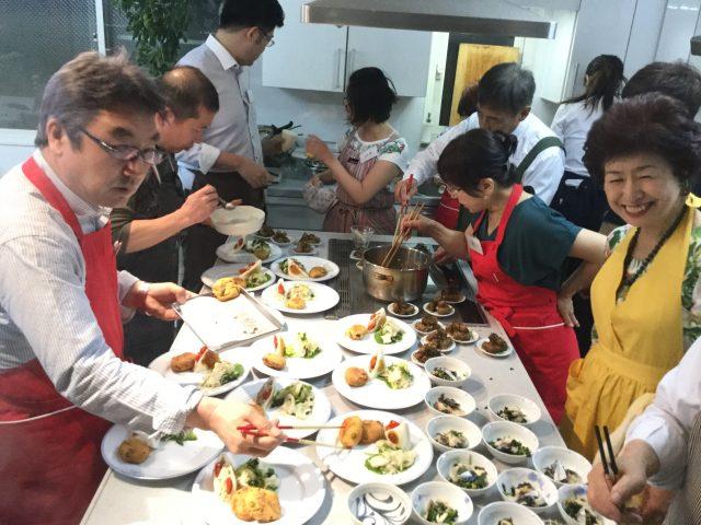 男の料理塾2