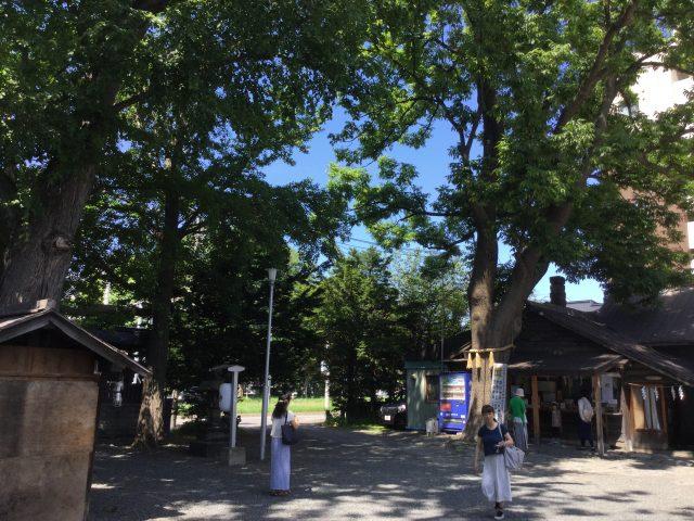 札幌諏訪神社その2