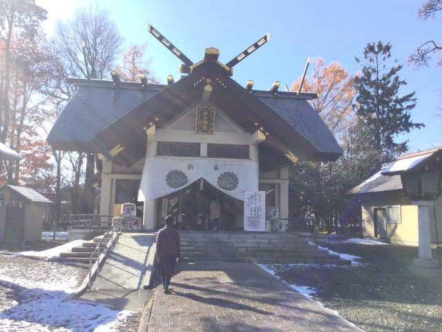 上川永山神社1