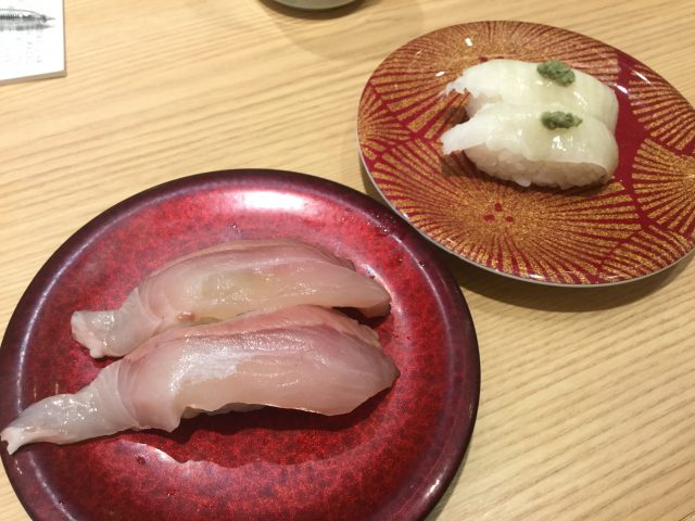 なごやか亭でお寿司