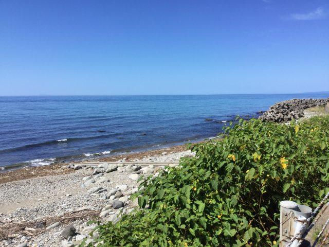 八雲町の海3